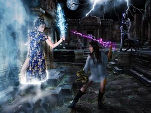 Mystic Warriors