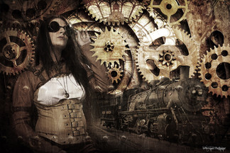 Steampunked into Gear