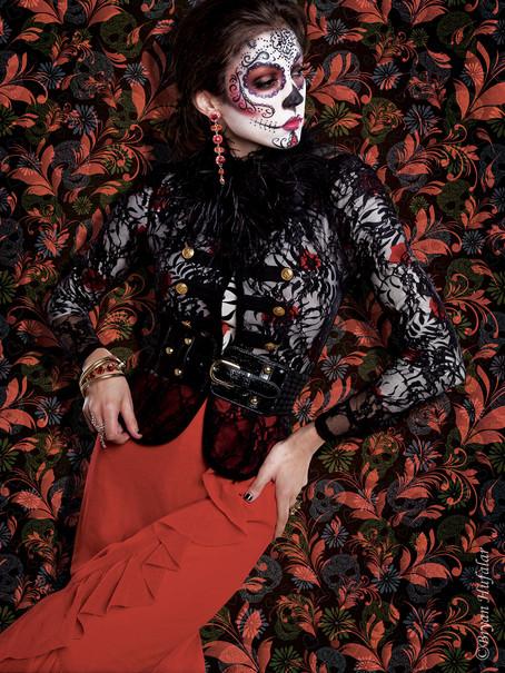 Death's Fashion Show