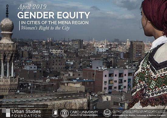 Gender Equity in Cities of the MENA Regi