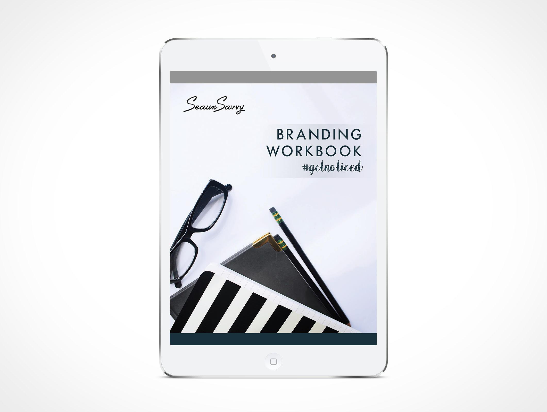 FREE Branding Workbook