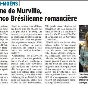 """Journal """"Le Dauphiné Libéré"""""""