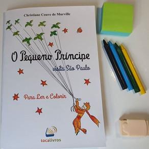 Resenha O Pequeno Príncipe Visita São Paulo