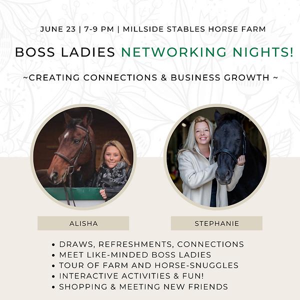 JUNE 23  7-9  millside stables horse far