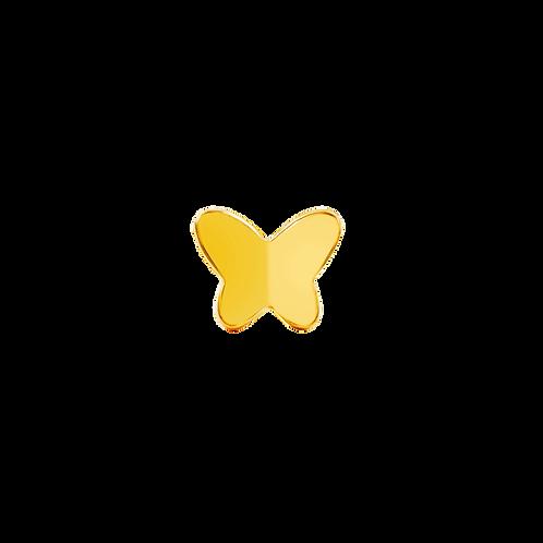 14k Gold Butterfly