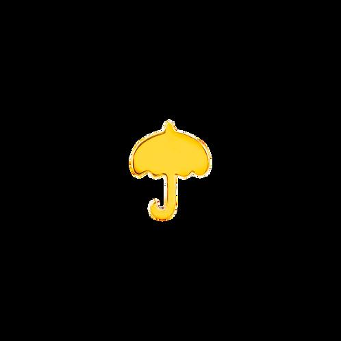 14k Gold Umbrella