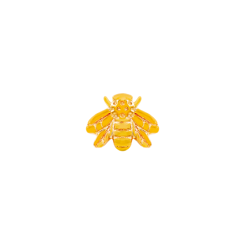 14k Gold Bee