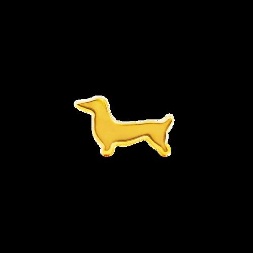 14k Sausage Dog