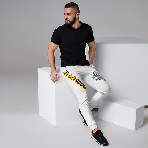 Men's Fake Piercer Joggers