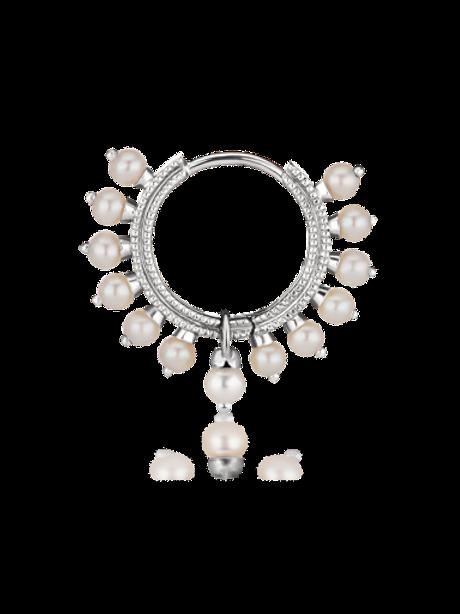 "3/8"" (10mm) Pearl Coronet Ring"