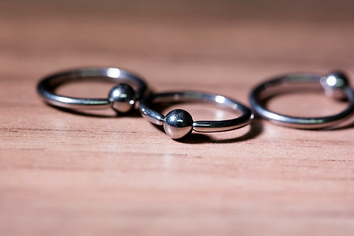 1.2 (16g) Ball Captive Ring
