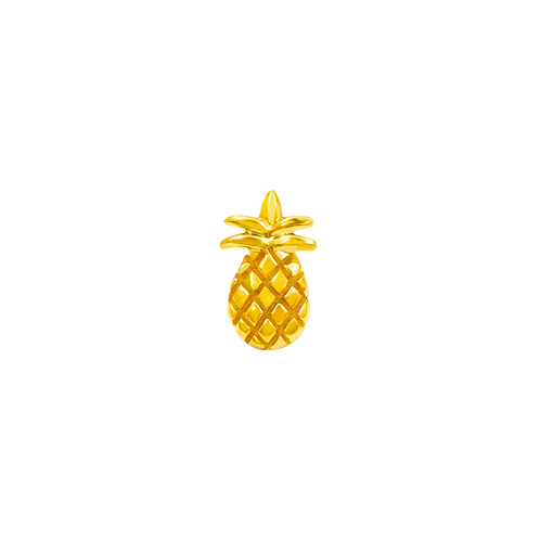 14k Gold Pineapple