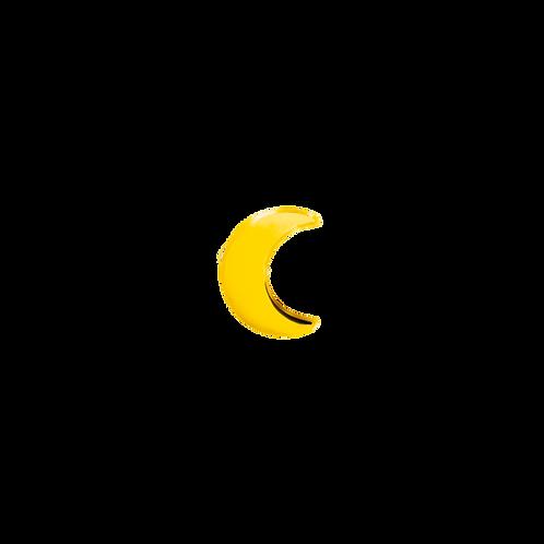 14k Gold Moon