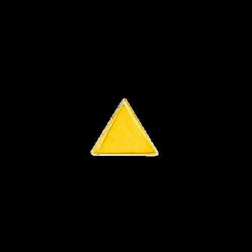 14k Gold Triangle