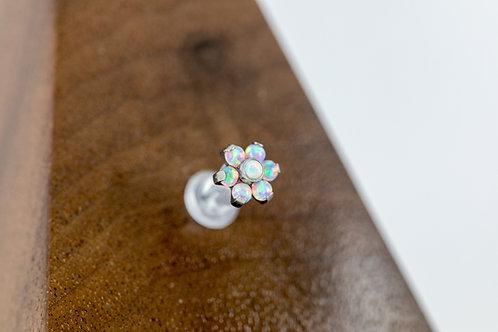 1.2 (16g) Angel Blossom Opal Flower End