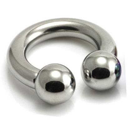 4g (5mm) Titanium Circular Barbell