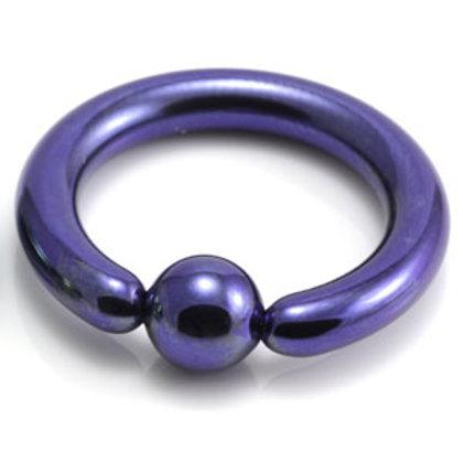 6g (4mm) Titanium Captive Ring