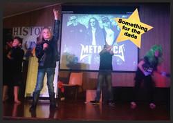 Metallica, bring on the Metal!