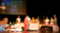(School Production, School Musical, Catholic, takeabowproductions.org)