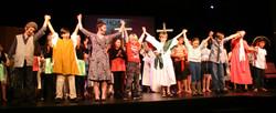 Saint Patrick students 'Take A Bow'!