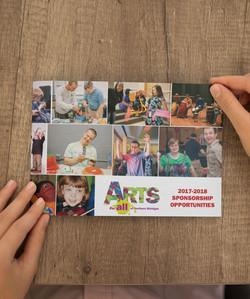 Arts 4 All Sponsorship Catalog