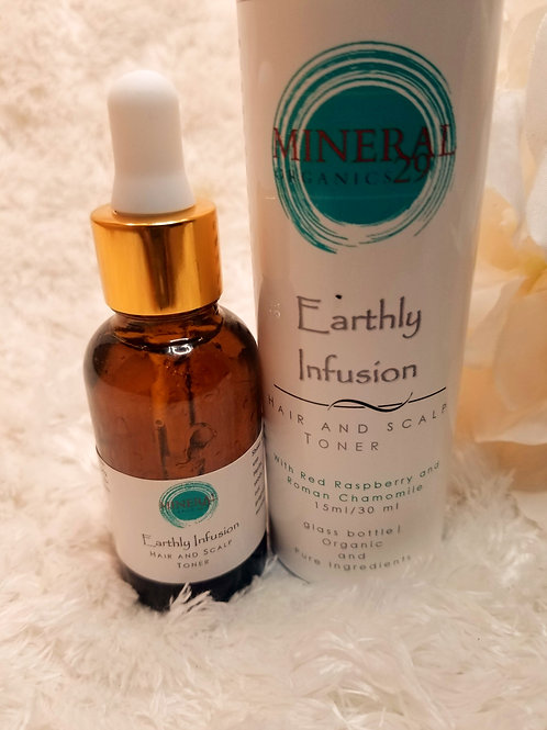 Earthly Infusion Hair and Scalp Tonic
