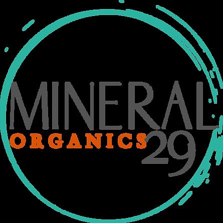 Mineral29biggerlogoblue circle transpare