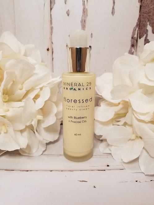 Floressed  Floral Face Cream, 2 oz
