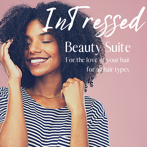 InTressed Beauty Suite (Hair Care)