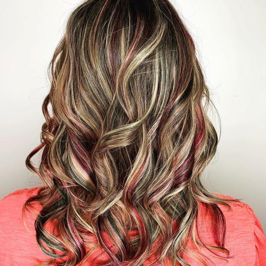 Hair by Kellie Brandenburg
