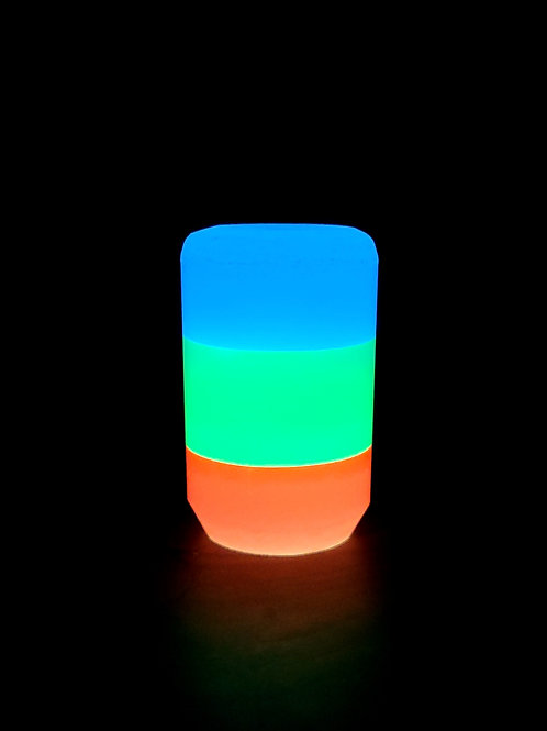 Tri Color Glow in the Dark Shift Knob