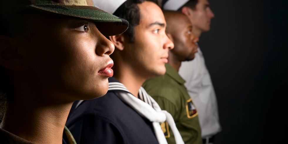 What Those Who Serve Deserve – First Responders & the Military