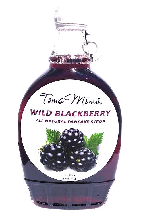 Wild Blackberry Pancake Syrup | 12 oz