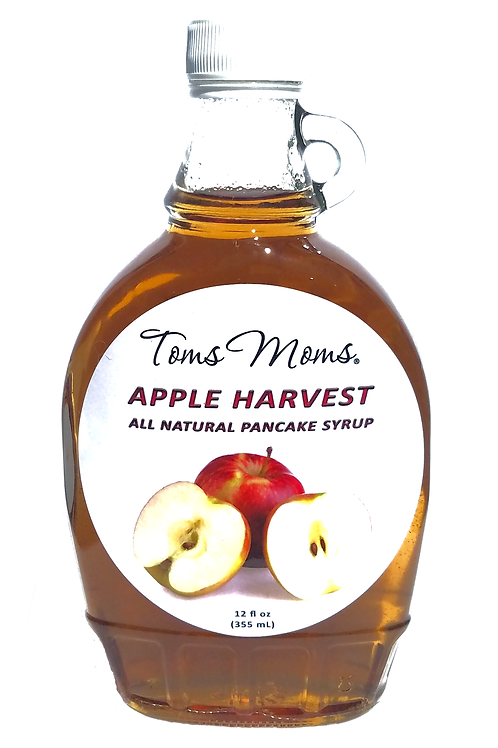 Apple Harvest Pancake Syrup | 12 oz