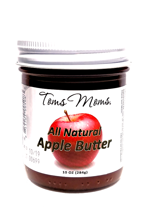 All Natural Apple Butter (2 Pack) | 10 oz