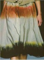 Técnicas para estampado de textiles