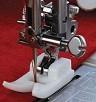 Uso del pie prensatelas de teflon