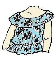 Como hace blusa campesina para niñas
