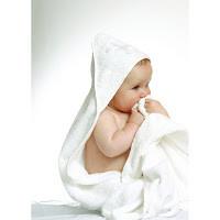 Toalla para el bebe
