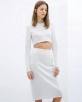 Las faldas de Zara