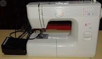 Manual maquina de coser Alfa JF 1004