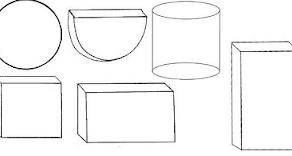 El bolso y las figuras geometricas