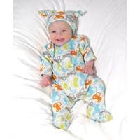 Gorro o capucha para el bebé