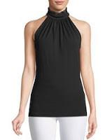Como hacer blusa ajustada y fruncida en el escote