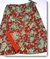 Aumentando largos a faldas, vestidos, pantalones.
