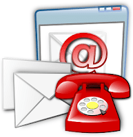 Contactame por email, telefono, facebook, google +