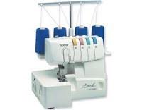 La máquina de coser overlock