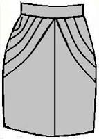 Como hacer esta falda