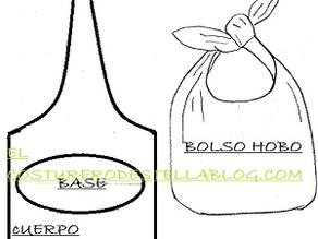 Como hacer un bolso hobo