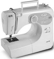 Manual maquina de coser Alfa 530